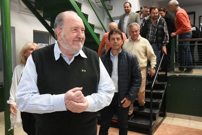 El Gobernador Carlos Verna pidió licencia a partir del 1 de noviembre...