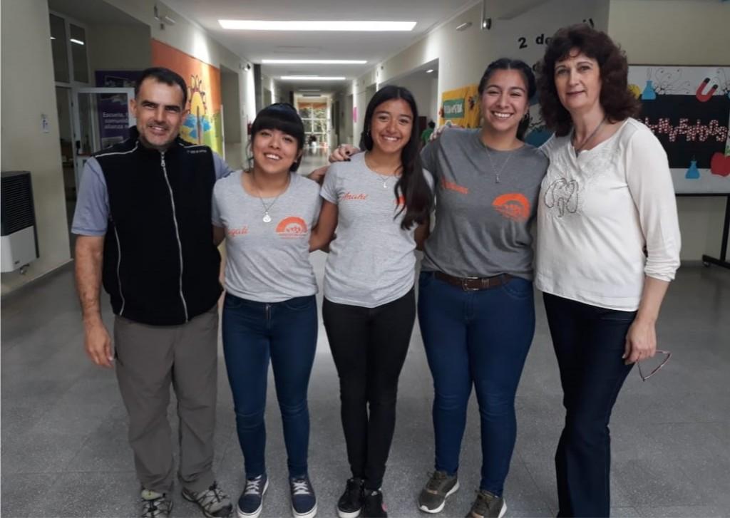 Alumnos del Colegio Leuvuco ….a Lima (Perú)
