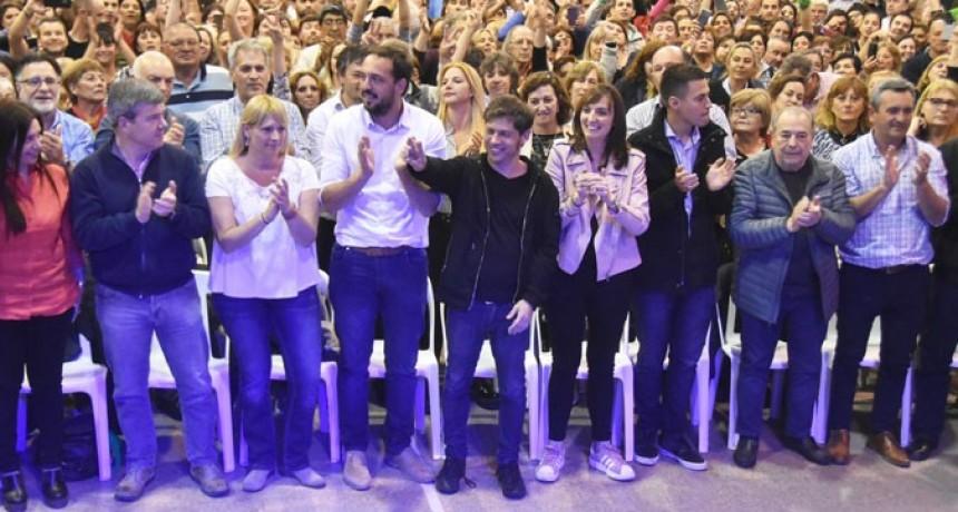 El límite, el problema, es Macri, es el PRO, es Cambiemos, incluso entre los propios radicales.