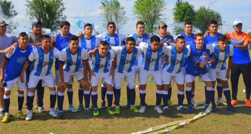 Sportivo Luan Toro jugará la promoción con Unión de Riglos