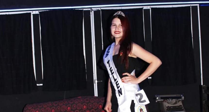 Rocío Selinger Miss Telen 2018
