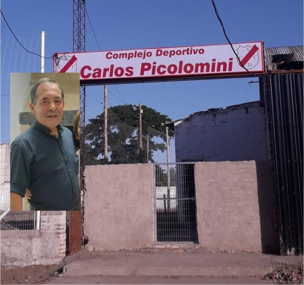 Importante reconocimiento de Cochico hacia Carlos Picolomini