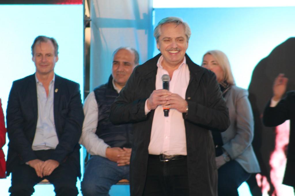 Alberto Fernández es el nuevo Presidente y el peronismo vuelve al poder