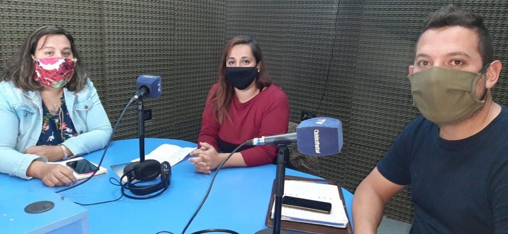 VICTORICA: EL 17 DE OCTUBRE - CARAVANA DE LA LEALTAD - EL PERONISMO UNIDO CON ALBERTO Y SERGIO