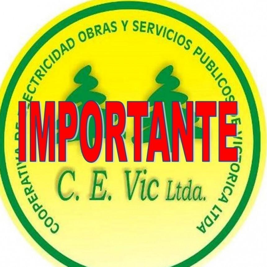 VICTORICA: LA CEVIC TAMBIEN CIERRA SUS PUERTAS