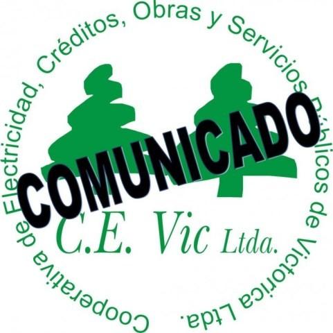 COMUNICADO DE LA CEVIC
