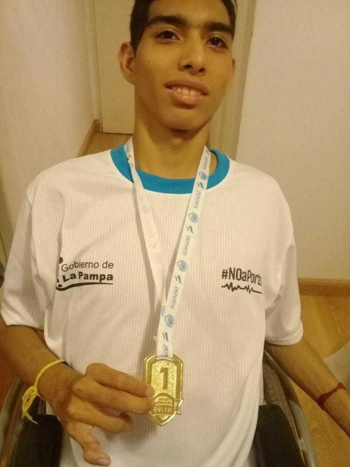 El Victoriquense Alex Martínez Cobarrubia es Campeón Nacional