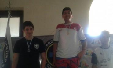 Matias Carranza Campeón Nacional