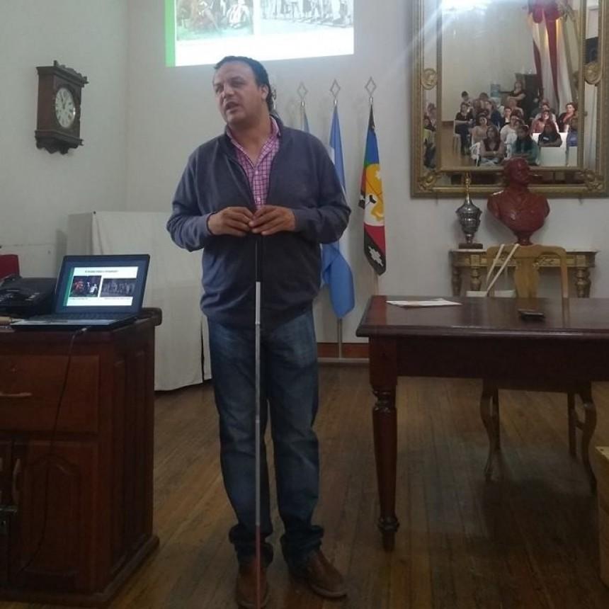 JORNADA DE BUENAS PRÁCTICAS PARA INTERACTUAR CON PERSONAS CON DISCAPACIDAD