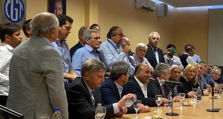 La CGT destacó a Ziliotto por la defensa a los trabajadores