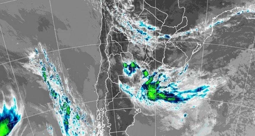 Atención: nuevo alerta meteorológico por tormentas con fuerte actividad eléctrica y ocasional caída de granizo
