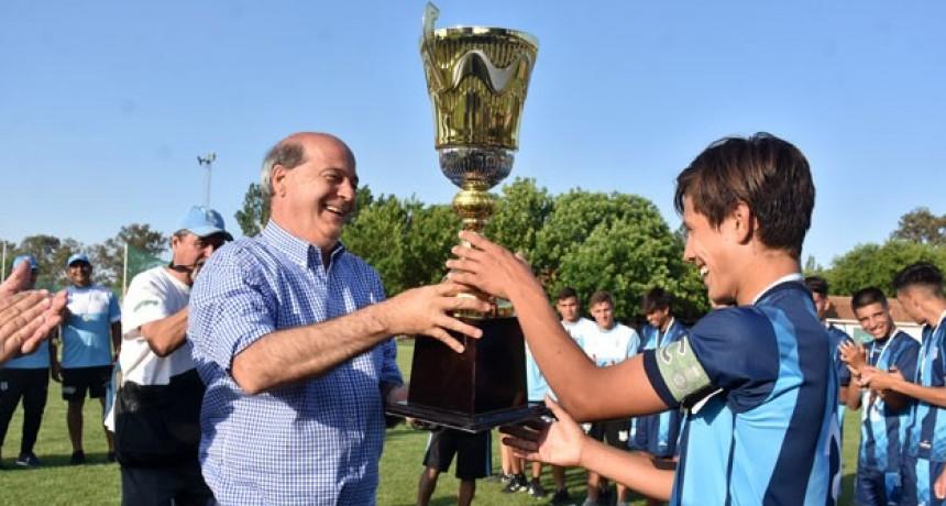El Sub 15 es campeón de la Región Bonaerense-Pampeana y jugará el Nacional