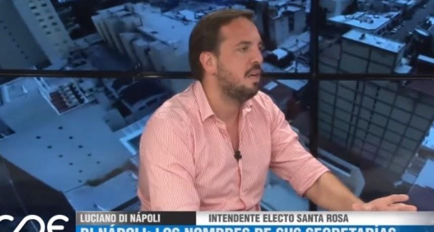 Pablo Echeveste y Marcos Alvarez ocuparan Secretarias en el Municipio de Santa Rosa