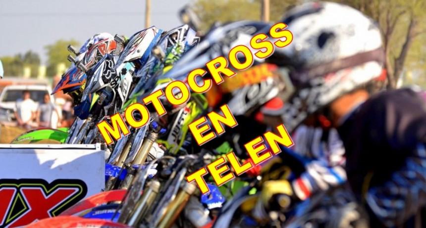 MOTOCROSS EN TELEN: DIEGO FERREYRA Y JUAN PINO VAN POR EL CAMPEONATO