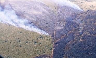 La Pampa: Hay pronóstico de incendios