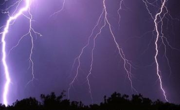Alerta meteorológica para el Oeste de la Pampa