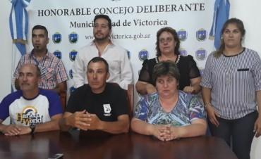 CONCEJO APROBÓ CINCO PROYECTOS Y SALUDO PARA ESTAS FIESTAS EN LENGUAJE SIGNADO (VIDEO)