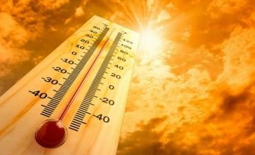 2017 fue el año más caluroso de la historia argentina