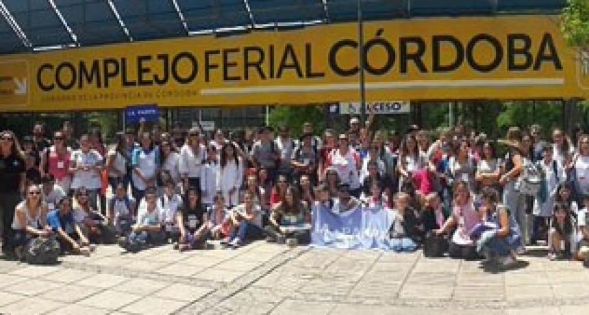FERIA DE CIENCIAS NACIONAL: Premiaron al  I.S.J.B. en Córdoba