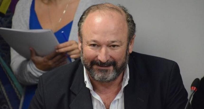 Kroneberger es el candidato a gobernador de la UCR