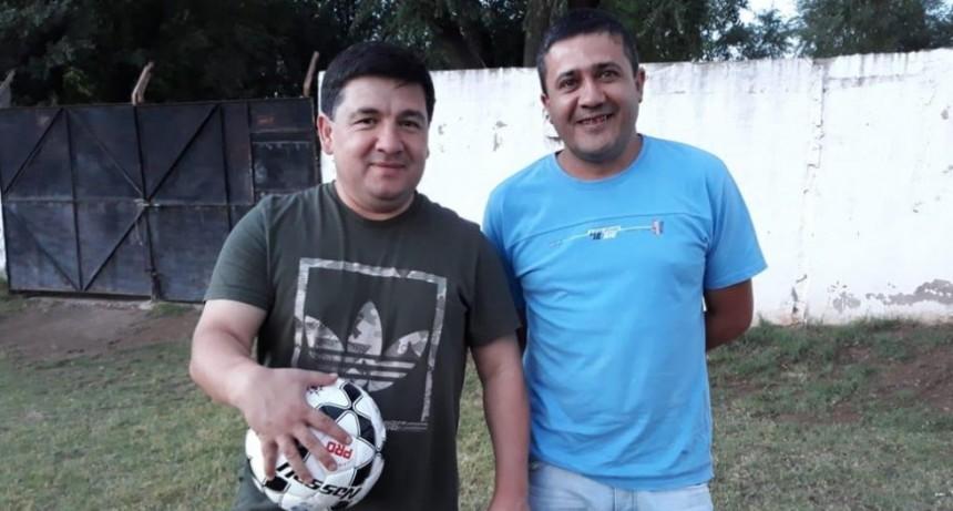 Jorge Dominguez nuevo DT de Cochico