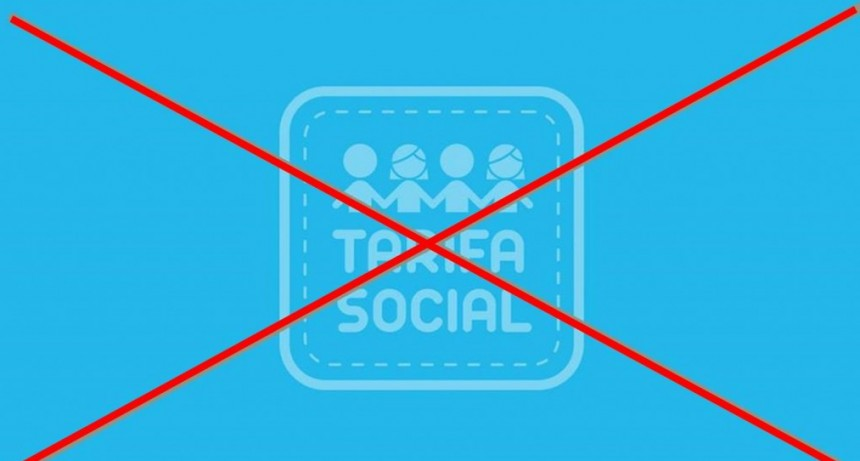 El Gobierno Nacional eliminó la tarifa social, en La Pampa afecta a 30 mil usuarios