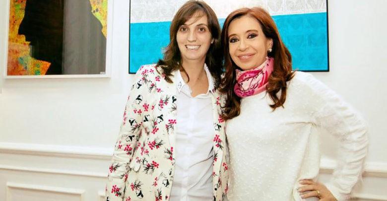 """Por un informe de la victoriquense """"Luchy"""" Alonso, Cristina pidió una auditoría en el Senado"""