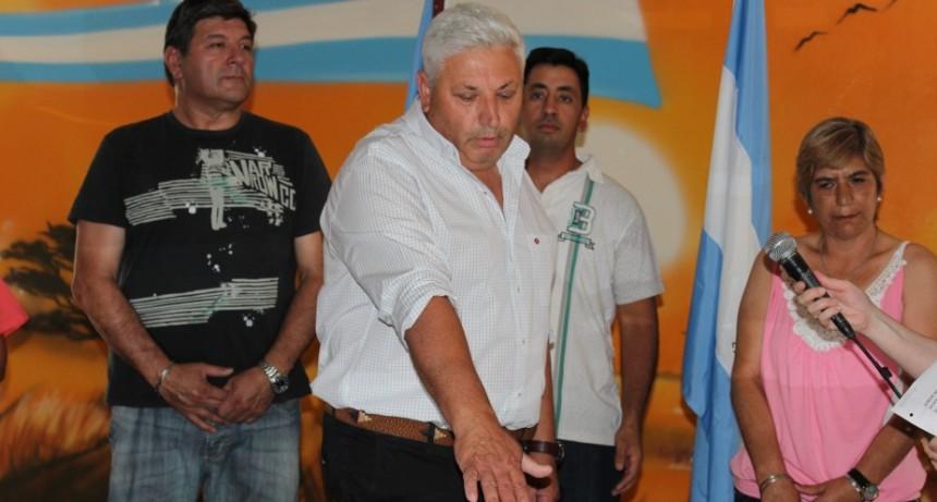 HUGO MARTINEZ: SEGUIRÉ TRABAJANDO INCANSABLEMENTE PARA TODOS UDS.